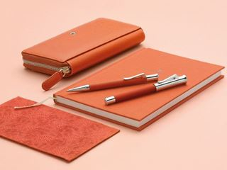 Graf von Faber-Castell - Guilloche Burned Orange