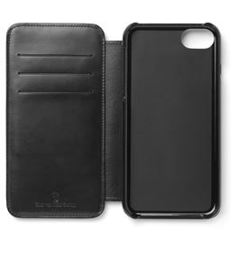 Graf-von-Faber-Castell - Smartphone cover for iPhone 8 Epsom, black