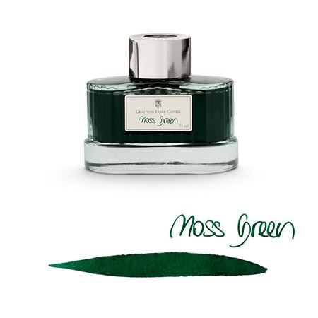 Graf-von-Faber-Castell - Ink bottle Moss Green, 75ml