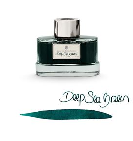 Graf-von-Faber-Castell - Ink bottle Deep Sea Green, 75ml