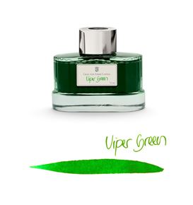 Graf-von-Faber-Castell - Ink bottle Viper Green, 75ml