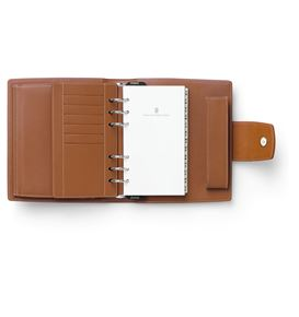 Graf-von-Faber-Castell - Organizer No.I with insert, brown grained