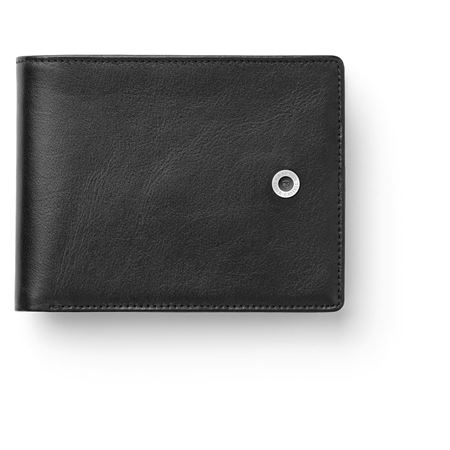 Graf-von-Faber-Castell - Wallet, black smooth