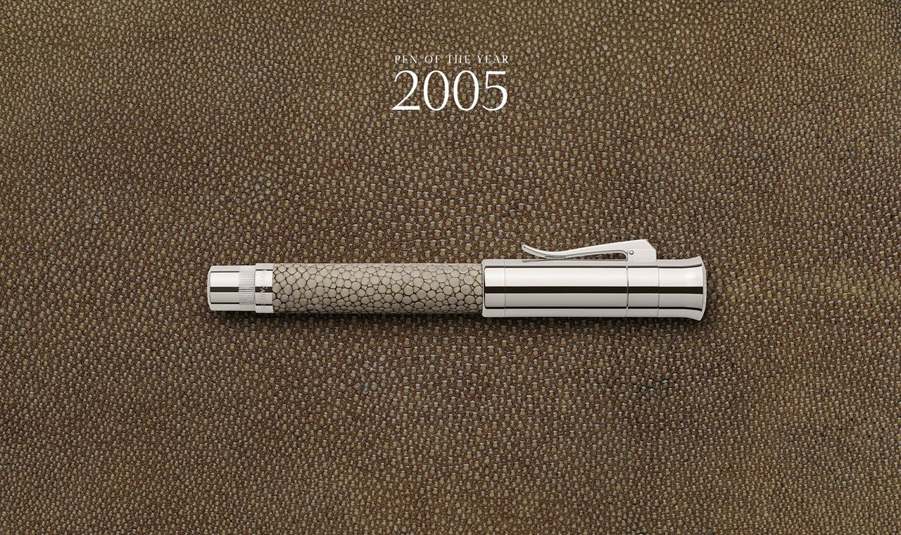 2005 Pen of the Year