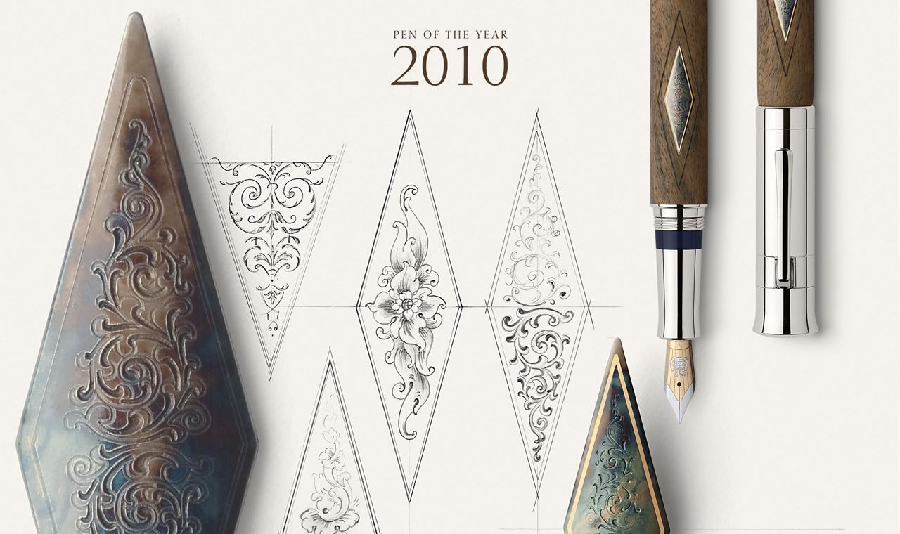 Pen of the Year 2010