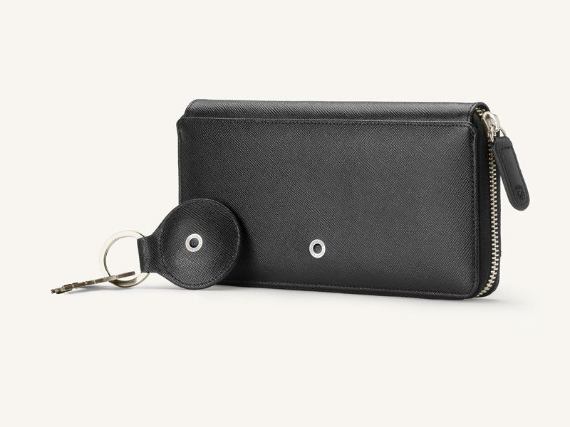 LEATHER WALLET - Graf von Faber-Castell